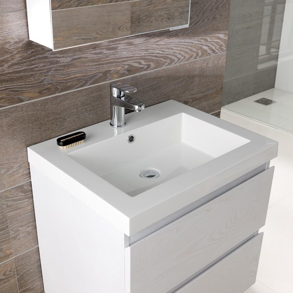 terra 600 wall mounted vanity unit